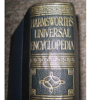 Harmsworth's Universal Encycloppedia
