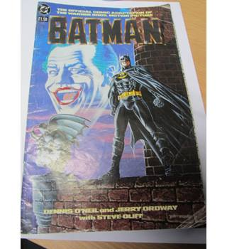 1989 Batman DC Comic