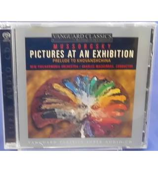 Mussorgsky: Pictures At An Exhibition/Prel. To Kovanshchina - Sir Charles Mackerras