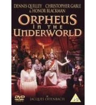 OFFENBACH ORPHEUS IN THE UNDERWORLD PG