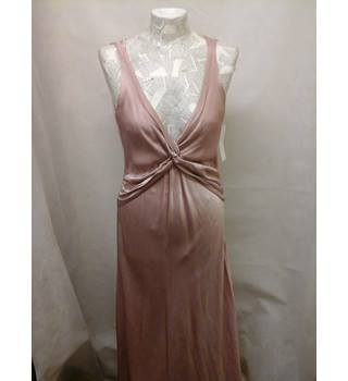 BNWT NEW GHOST - Size: M - boudoir Pink Hollywood Melissa long dress