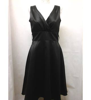BNWT NEW Next - Size: 12 - Black calf length dress