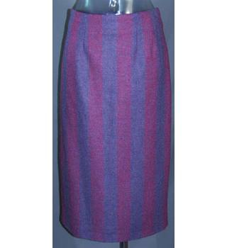 A triona Design - ARDARA CO.DONEGAL - Size: 8 - Multi-coloured - Calf length skirt