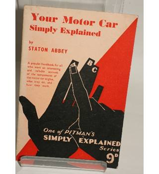 Your Motor Car Simply Explained