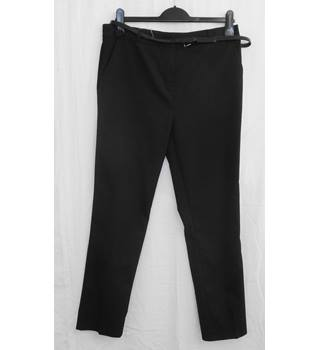 BNWOT M&S black scuool trousers Age 14-15