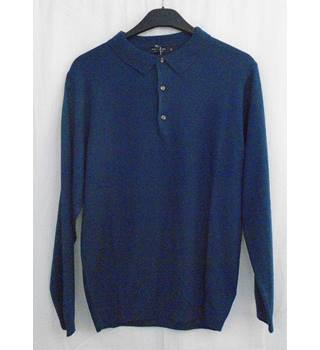 BNWT Capsule Men navy jumper Size M