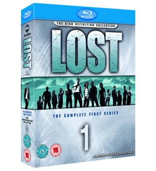 LOST THE COMPLETE FIRST SEASON 15