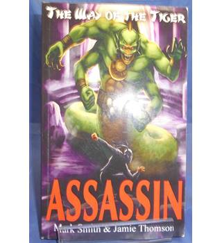 Assassin! (The Way of the Tiger Volume 2)