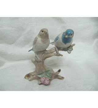 Two Birds Ceramic Ornament Unbranded
