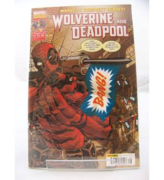 Wolverine and Deadpool #28