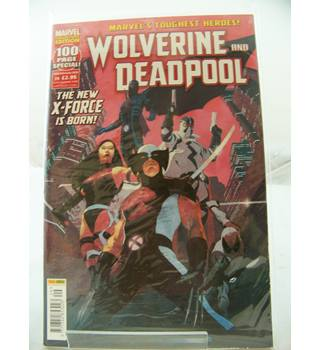 Wolverine and Deadpool #29