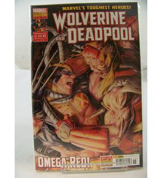 Wolverine and Deadpool #15