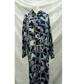 Max Mara dress Max Mara dress - Size: 16 - Multi-coloured