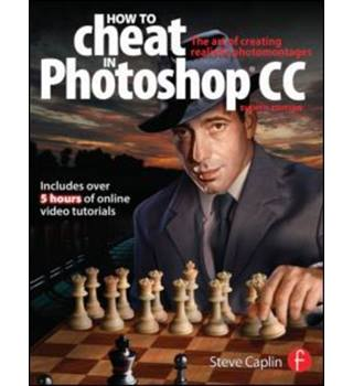 How to cheat in Photoshop CC (2014)
