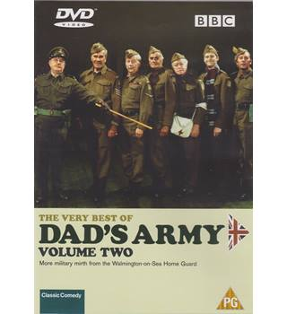 The Very Best of Dad's Army volume 2