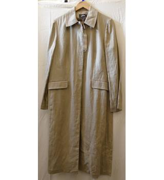 Per Una - Size: 14 - Brown - Casual jacket / coat