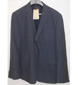 Rodd & Gunn - Size: XL - Navy - Single breasted blazer