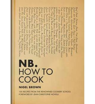 NB. How to Cook