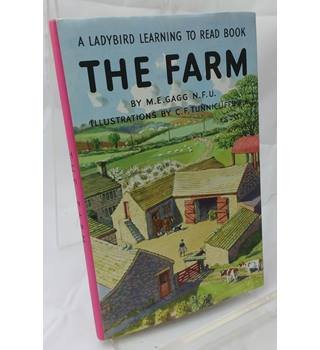 The Farm, A Ladybird Learning to Read Book, 1958