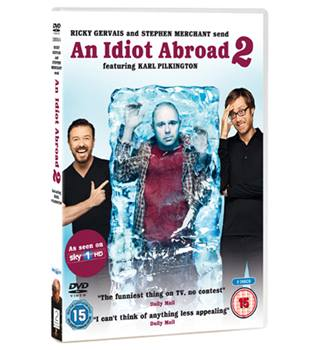 AN IDIOT ABROAD SERIES 2 15