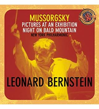 MUSSORGSKY Pictures at an Exhibition, Night on Bald Mountain