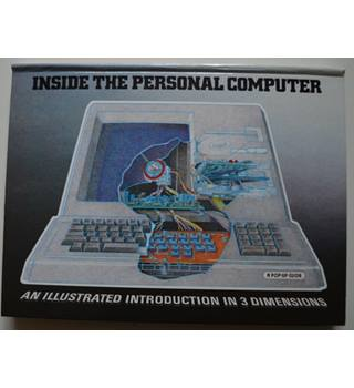 Inside the Personal Computer - Pop-up Book  - 1986