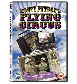MONTY PYTHON'S FLYING CIRCUS SERIES 3 (BOX SET) 12