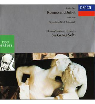 "PROKOVIEV Romeo and Juliet selection, Symphony no. 1 ""Classical"""