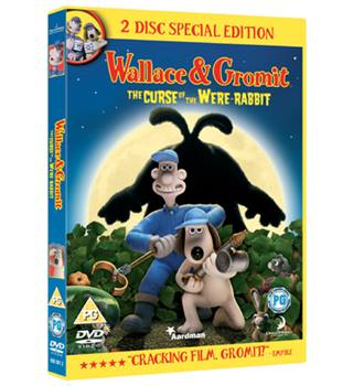 WALLACE AND GROMIT THE CURSE OF THE WERE-RABBIT PG