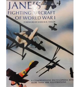 Jane's Fighting Aircraft Of World War 1