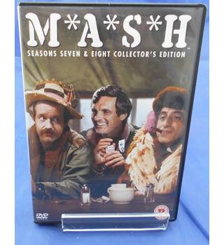 M.A.S.H seasons 7&8 Collector's edition