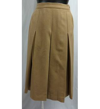 Jaeger - Size: 8 - Brown - A-line skirt