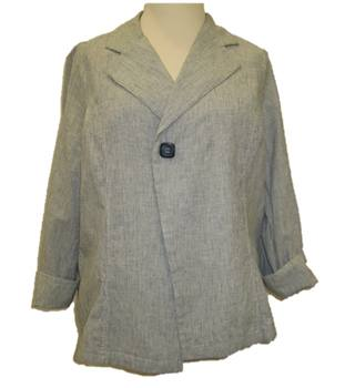 NWT Per Una - Size: 22 - Grey - Casual Jacket