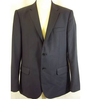 Aquascutum - Size: M - Blue - Single breasted suit