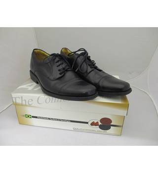 Anatomic Gel Black Lace up Shoe - Size: 11 - Black