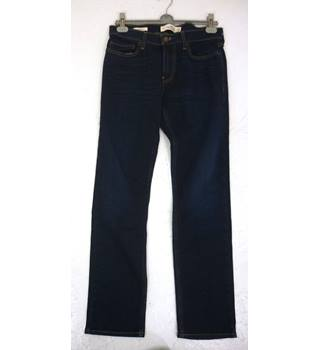 "BNWoT Hollister Size: S, 30"" waist, 32"" inside leg, slim fitting Denim Blue Casual/Work Cotton Blend With Stretch Jeans"