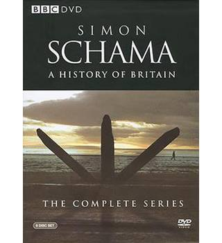 A HISTORY OF BRITAIN THE COMPLETE SERIES E