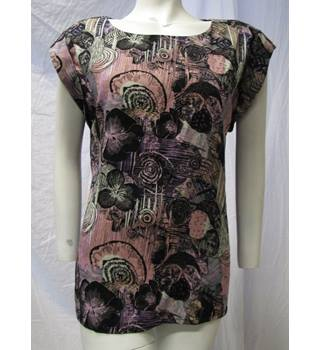 Dorothy Perkins Top Size 12 Dorothy Perkins - Size: 12 - Multi-coloured