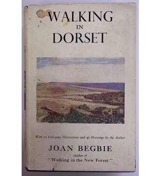 Walking in Dorset - Joan Begbie