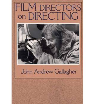 Film Directors on Directing