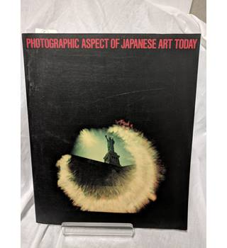 Photographic Aspect of Japanese Art Today - Japanese and English Language Book