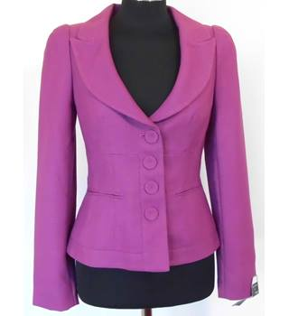 BNWT Next - size 8, pink tailored jacket