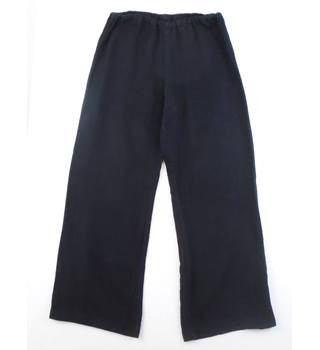 Hobbs - Size: 12 - Black - elasticated Trousers