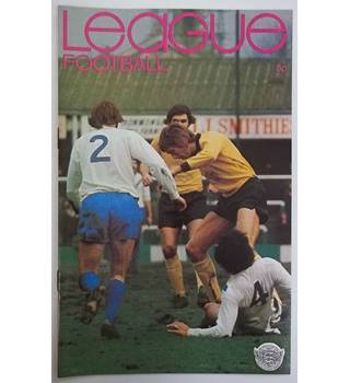 League Football (1973-74?)