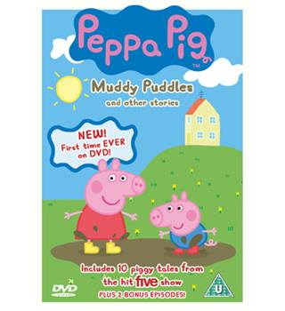PEPPA PIG MUDDY PUDDLES AND OTHER STORIES U