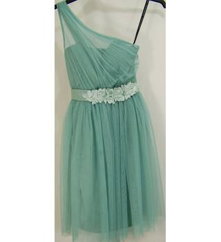 Little Mistress - Size: 8 - Turquoise - Prom dress