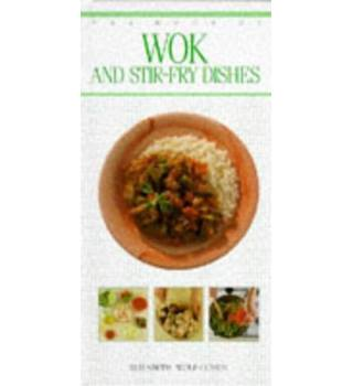 The book of wok and stir-fry dishes