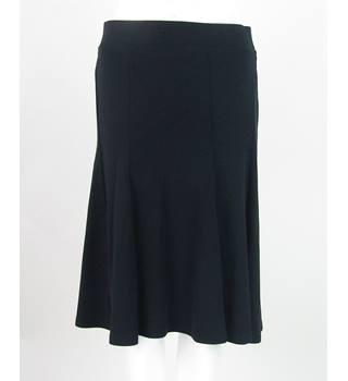 BNWOT - M&S Collection - Size: 10 - Black - Knee length skirt