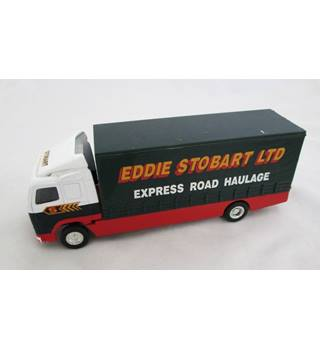 Eddie Stobart Truck with Attachment Corgi