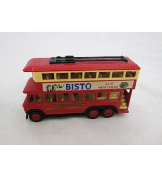 Days Gone Bisto London Bus Days Gone
